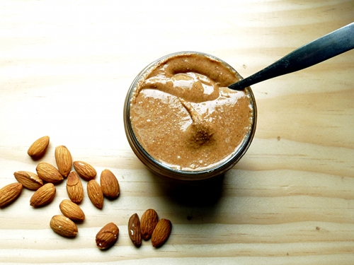 Almond Butter Tips